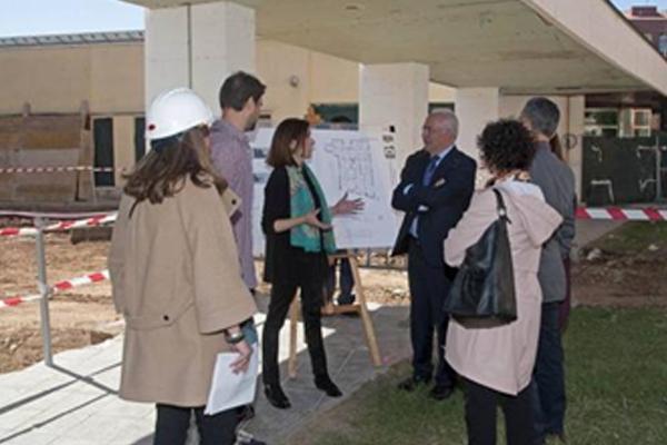 Elguea Construcciones comienza la ampliación del centro Leo Kanner de Logroño para personas con autismo
