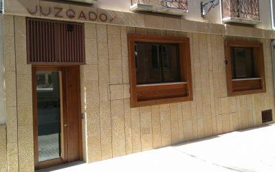 Elguea Construcciones finaliza la nueva sede de la Agrupación de Juzgados de Paz en Lardero